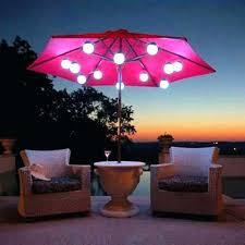 Patio Umbrella Lights Led Fashionable Outdoor Umbrella Lights Shooting Umbrella Light