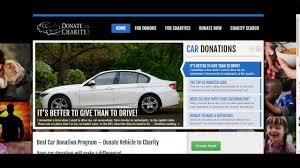 donated car deals