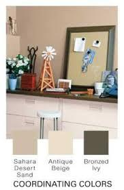 natural wicker glidden paint home sweet home pinterest
