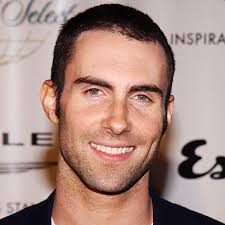 before and after hair styles of faces adam levine s changing looks instyle com