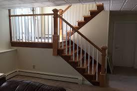 Hardwood Floor Stairs Hardwood Staircase Installation Custom Ri Ma Ct