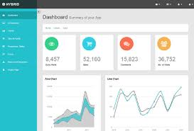 30 best free bootstrap admin templates 2017