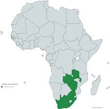 Southern Africa Map by Stress Tolerant Maize For Africa Stma In Southern Africa