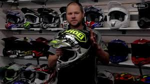 thor motocross gear nz 2014 shoei vfx w helmets from www tracktion co nz youtube