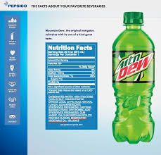 fact check does mountain dew contain a chemical known as bvo