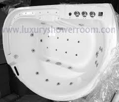 Jetted Tub Xxl 2 Person Jetted Bathtub Massage Tub Whirlpool U0026 Air Massage