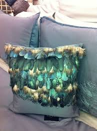 Featherbedding 83 Best Cushions Images On Pinterest White Cushions Decorative