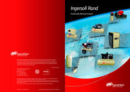 refrigerated air dryers ingersoll rand pdf catalogue