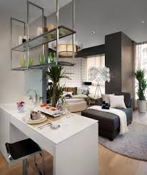 interior design for small living room and kitchen small open plan home interiors 24