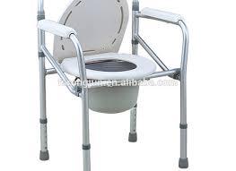 34 medical toilet chair heavy duty bariatric folding bedside