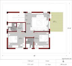 East Facing Duplex House Floor Plans by 100 900 Sq Ft House Duplex House Plans Duplex Floor Plans