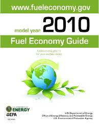 doe fuel econ doc each vehicle fuel economy in automobiles