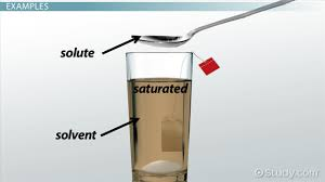 saturated solution definition u0026 examples video u0026 lesson
