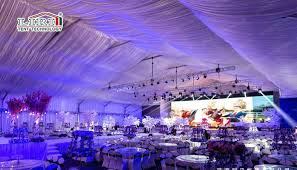 Decor Companies In Durban Decorating A Tent For A Wedding Poles In Tent Decorated With