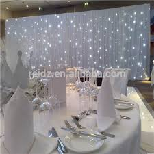 White Christmas Lights Wedding Decorations by Muslim Wedding Decoration Muslim Wedding Decoration Suppliers And
