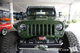 is the jeep pickup truck 2016 sema bruiser conversions jeep jk wrangler pickup truck