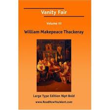 Vanity Fair William Makepeace Thackeray Vanity Fair By William Makepeace Thackeray 28 Images The