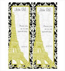 save the date bookmark template u2013 69 free psd ai eps pdf