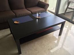 lack coffee table black brown ikea lack coffee table black brown admiralty woodlands