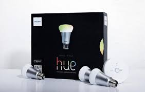 philips introduces iphone and controlled led home lighting system