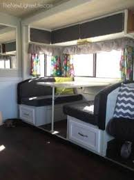 Interior Remodeling Ideas Rv Motorhome Interior Remodel Not All Those Who Wander