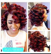 wand curl styles for short hair thinking of coloring your hair red 24 red heads that might just