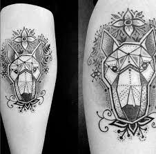 bull terrier tattoos designs luxury bull terrier dog with crown