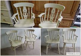 beech farmhouse chairs ebay