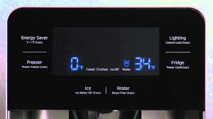 Samsung Counter Depth Refrigerator Side By Side by Temperature Control Settings Samsung Side By Side Refrigerator