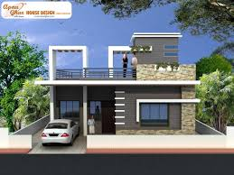 Model House Plans 2 Bedroom Simplex 1 Floor House Design Area 156m2 12m X 13m