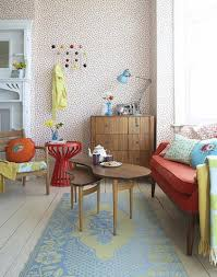kidney shaped table contemporary living room sally conran