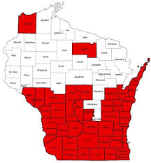 emerald ash borer map emerald ash borer treatment wausau