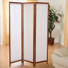 Tri Fold Room Divider Screens Tri Fold Screen Room Divider Bathroom Folding Wood And