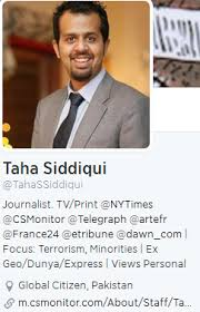 journalists jobs in pakistan airport security how a pakistani journalist taha siddiqui made a laughingstock of