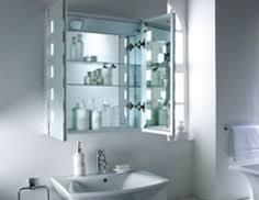 Lighted Bathroom Mirror Cabinets Bathroom Illuminated Mirror Cabinet My Web Value