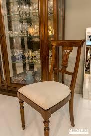sedie da sala da pranzo gallery of set 4 sedie classiche le fablier scontate sedie a