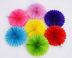 aliexpress com buy decorative crafts 25cm 1pcs flower origami