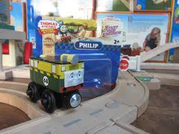 Phillip Thomas by Thomas Wooden Railway Philip Review Youtube