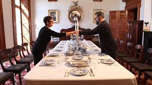Setting The Table by Setting The Table At Elizabeth Bay House The Cook And The