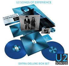 u2songs songs of experience deluxe box