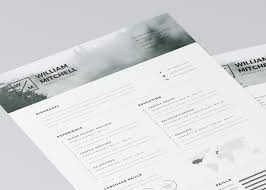 Resume Sample Language Skills by 20 Free Editable Cv Resume Templates For Ps U0026 Ai