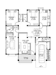 Modern House Floor Plans With Pictures 499 Best Simple Floor Plans Images On Pinterest Small Houses