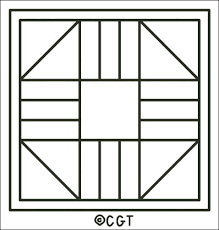 Cool Design Ideas Quilt Patterns Coloring Pages Free Square Quilt Block Coloring Pages