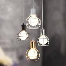 single light bulb with cord modern pendant l nordic style iron single head e27 l holder