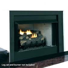 unvented gas fireplace unvented gas fireplace smell
