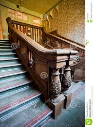 old mansion staircase stock photos image 24621563