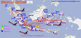 Airline Routes Map by Routes Map July 2011