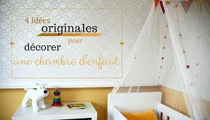 décorer la chambre de bébé soi même decorer une chambre bebe daccoration chambre enfant faire deco