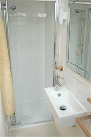 Narrow Bathroom Vanities by Ombre Brown Narrow Bathroom Vanities Under Grey Bucket Sconces