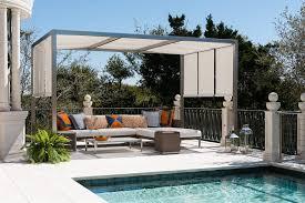 Patio Tools New York Outdoor Canopy Fabric Patio Contemporary With Orange